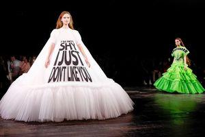 Đi tìm các thiết kế độc đáo tại tuần lễ thời trang Haute Couture SS19