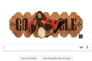 Mercedes Sosa là ai mà được Google để biểu tượng trên Doodle hôm nay?