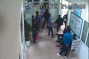 2 nhóm thanh niên ẩu đả trong bệnh viện do va chạm giao thông