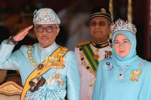 Quốc vương Malaysia tuyên thệ đăng quang