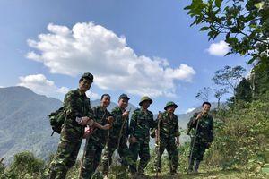 BĐBP Nghệ An kiểm tra công tác sẵn sàng chiến đấu tại chốt tiền tiêu biên giới Việt Nam - Lào