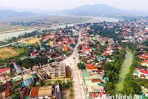 Sẽ tổ chức Hội nghị xúc tiến đầu tư vào huyện Nam Đàn