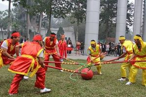 Trải nghiệm sắc màu văn hóa Bắc Giang dịp đầu Xuân Kỷ Hợi