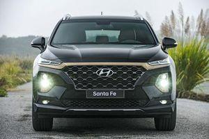 Đánh giá chi tiết 6 phiên bản của Hyundai Santa Fe 2019