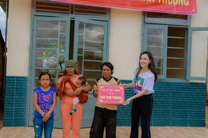 Mỹ Ngọc Bolero xây nhà cho hộ nghèo đón tết tại Đà Lạt