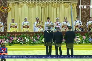 Quốc vương Malaysia tuyên thệ nhậm chức