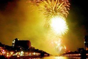 Hải Phòng: Tổ chức 12 điểm bắn pháo hoa mừng Xuân Kỷ Hợi