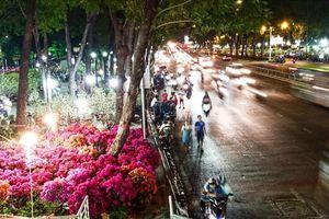 Sài Gòn tấp nập người mua kẻ bán những ngày cuối năm