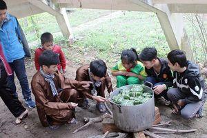 Ðón Tết cùng trẻ em có hoàn cảnh đặc biệt