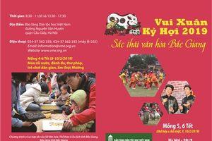 Vui xuân Kỷ Hợi: Sắc thái văn hóa Bắc Giang