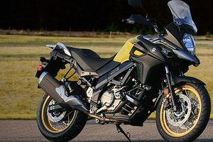 Ra mắt Suzuki V-Strom 650 XT ABS mới giá 243 triệu đồng