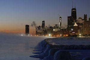 Mỹ: Lạnh -46 độ C, 12 người chết