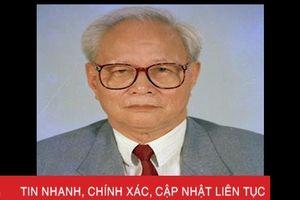Tỉnh ủy Hà Tĩnh thông báo phối hợp phục vụ Lễ tang đồng chí Nguyễn Đức Bình