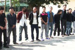 Hà Tĩnh: Khởi tố vụ ẩu đả có súng tại tiệm cầm đồ