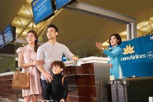 Hành khách đi Vietnam Airlines cần lưu ý khi làm thủ tục ở Tân Sơn Nhất