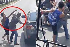 Ẩu đả sau va chạm giao thông, 1 người tử vong ngày giáp tết