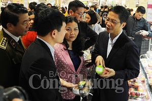 Quản lý thị trường Hà Nội cần quyết liệt, hiệu quả để nhân dân vui Xuân, đón Tết an toàn