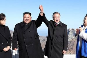 Những dấu ấn hòa bình trên bán đảo Triều Tiên