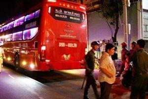 Xử phạt 140 tài xế xe khách vi phạm TTATGT dịp cận Tết