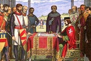 Đại hiến chế Magna Carta – ngọn cờ của kẻ bị khinh miệt