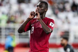 Tiền đạo Qatar lập kỷ lục ghi bàn tại Asian Cup