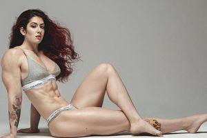 Cô gái khiến dân mạng thán phục khi nâng tạ gần 184 kg
