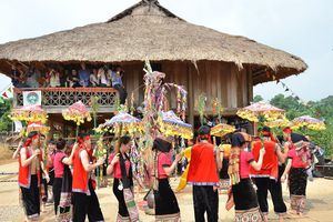 25 cộng đồng dân tộc tham gia Ngày hội 'Sắc xuân trên mọi miền Tổ quốc'