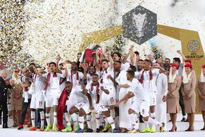 Tuyển Qatar tự tin hướng đến World Cup 2022 trên sân nhà