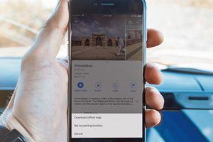 Cách tải Google Maps offline để sử dụng khi đi chơi xa dịp Tết