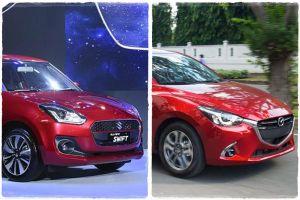 Sang năm 2019, chọn Mazda2 hay Suzuki Swift thế hệ mới?