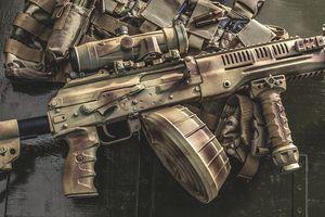 Tập đoàn Kalashnikov giới thiệu súng trung liên RPK-16, thay thế cho RPK-74 và Việt Nam RPK