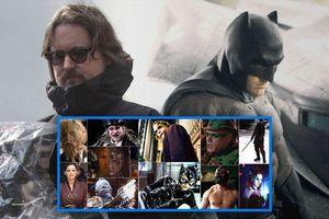 'The Batman' của Matt Reeves sẽ có nhiều hơn một ác nhân