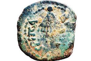 Đồng xu cổ 2.000 năm tuổi