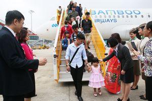 Hãng hàng không thứ 3 mở đường bay tới Vân Đồn đúng ngày 28 Tết