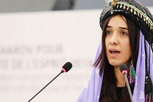 Nadia Murad ước nguyện đầu tiên của cô gái cuối cùng