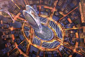 Choáng ngợp các siêu dự án phá nhiều kỷ lục thế giới ở Dubai
