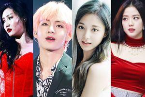 BTS cùng hơn 100 idol bình chọn top đại diện nhan sắc Kpop: TWICE lấn át Black Pink, nhiều gương mặt gây bất ngờ