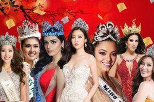 Khoảnh khắc farewell của các cựu Hoa hậu trong năm 2018: Việt Nam chỉ có Đỗ Mỹ Linh!