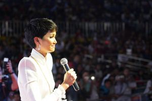 H'Hen Niê tự tin làm diễn giả trước Phó Thủ tướng Philippines
