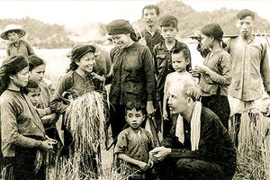 Dân là gốc qua tầm cao tư tưởng Hồ Chí Minh