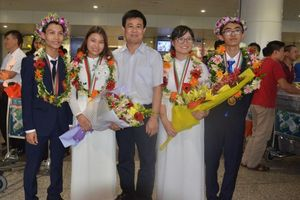 Tỏa sáng trí tuệ Việt Nam