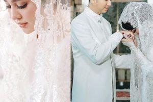 'Hoa hậu của các hoa hậu' lấy con trai cựu thống đốc Indonesia