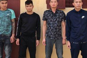 2 nhóm thanh niên 'hỗn chiến' trong quán karaoke, 4 người bị thương