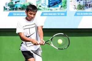 Giải quần vợt Chennai Open: Lý Hoàng Nam chiến thắng ngoạn mục chiều 30 Tết