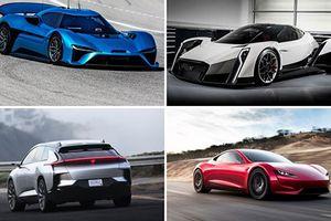 Những mẫu siêu xe cực hiếm vừa ra mắt thị trường ôtô