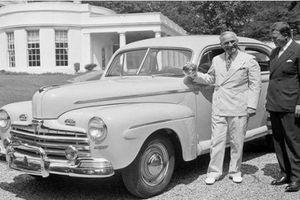 Các đời tổng thống Mỹ từng chuộng loại 'xế hộp' nào?