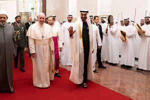 Chuyến thăm lịch sử của giáo hoàng Francis tại bán đảo Ả Rập