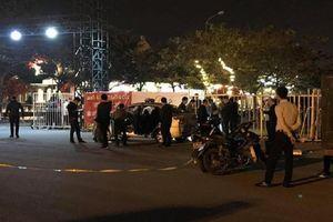 Bắt nghi phạm sát hại tài xế taxi trước sân vận động Mỹ Đình