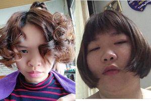 Cười ra nước mắt với những pha làm tóc đón Tết không như ý của chị em
