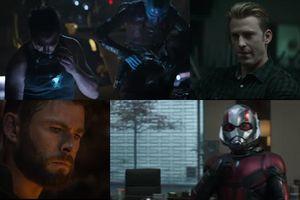 'Avengers: Endgame': Những nhân vật nào xuất hiện trong trong clip mới công bố tại SuperBowl 2019?